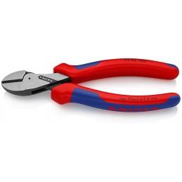 Knipex 73 02 160 - PINCE COUPANTE DE COTE X-CUT 160MMPinces Coupantes