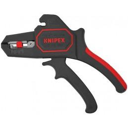 Knipex 12 62 180 SB - PINCE A DENUDER AUTOMATIQUE A REGLAGEPinces