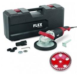 Flex LD 24-6 180, Kit Turbo-JetPonceuses à Béton