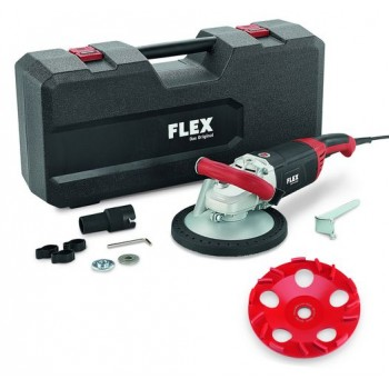 Flex LD 24-6 180, Kit E-Jet Scouring Machines