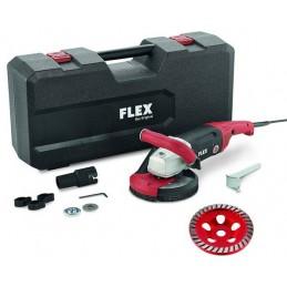 Flex LD 18-7 150 R, Kit Turbo-JetPonceuses à Béton