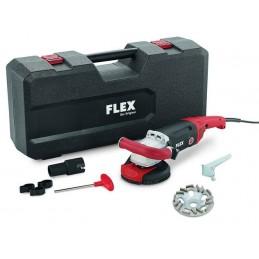 Flex LD 18-7 125 R, Kit TH-JetPonceuses à Béton