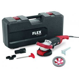Flex LD 18-7 125 R, Kit Turbo-JetPonceuses à Béton
