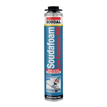 Soudal 750mL Sou Gunfoam Low Expans Adhesives and silicones