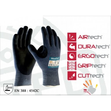 GLOVES HS MAXICUT ULTRA 44-3745 9 Gloves