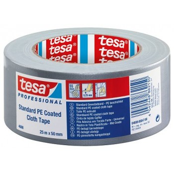 Tesa 04688 50x50 c34 - SILVER Tapes