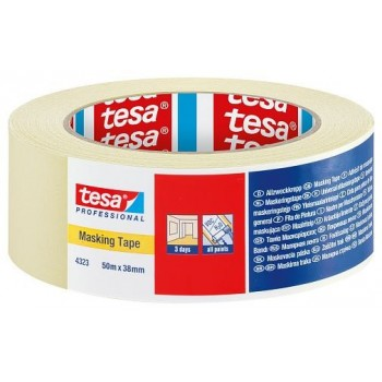 TESA 4323 Ruban de masquage Cl0 INCOLORE L50xl19 Tapes