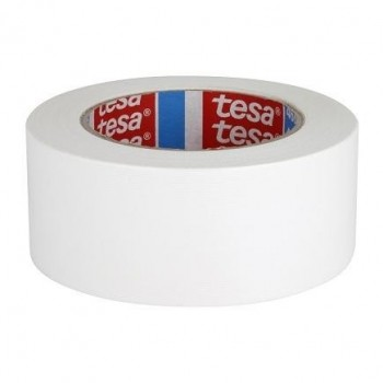 TESA 4688 Standard PE coated cloth tape Cl08 - WHITE Tapes