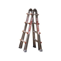 Waku 101 Telescopic ladder 4x4 Work at height