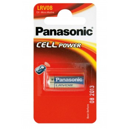 PANASONIC Pile Panasonic Lithium Power- type LRV08-MN21-23GAPiles, batteries, chargeurs