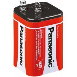 PANASONIC Batterie 6 V - type 4R25 RZ-B 7,4 AhPiles, batteries, chargeurs