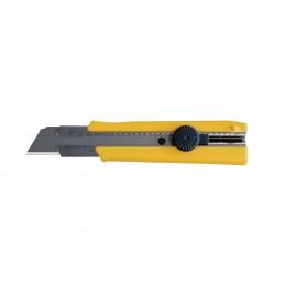 TAJIMA Cutter 25 mm metal guide lock button Knives, cutters and blades
