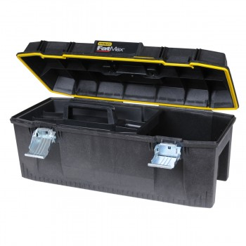 STANLEY 1-93-935 - FatMax Tool Case Heavy Duty 28 Crates and empty tool boxes