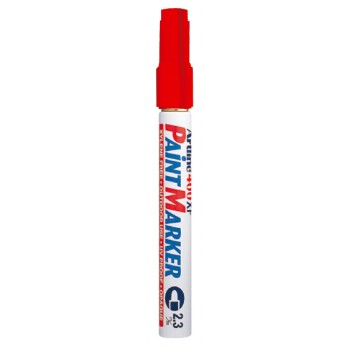 ARTLINE Paint marker 400 XF RED Hand tools
