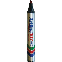 ARTLINE Permanent marker EK 107 - BLACK Markers