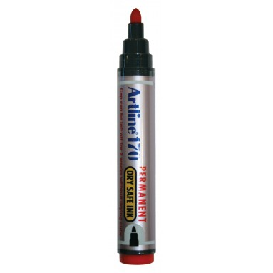 ARTLINE Permanent marker DRY SAFE 170 BLACK Markers