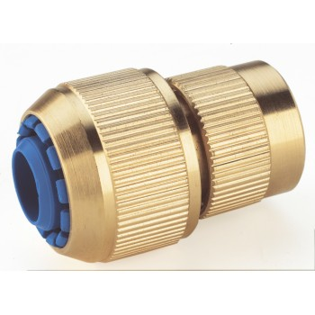 AQUA TECH Quick Coupler - 1-2 - 5-8 - BRASS Watering accessories