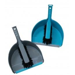 BATI-CLEAN SET dustpan PVC + brush Dustpans