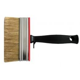 BATI-CLEAN Brush latex 40 x 140 mm, pure short silk, white Rectangular brushes