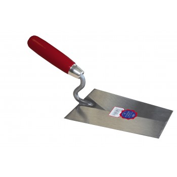 Praxis Standard plasterer trowel 180 x 125 - Standard trowels