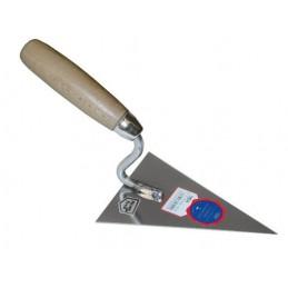 Praxis Stainless steel trowel 160 x 85 x 1.0 mm Trowels