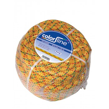 COLOR LINE Cord PPM 10 mm x 20 m - coloured Twines and ropes - Masonry and tiling