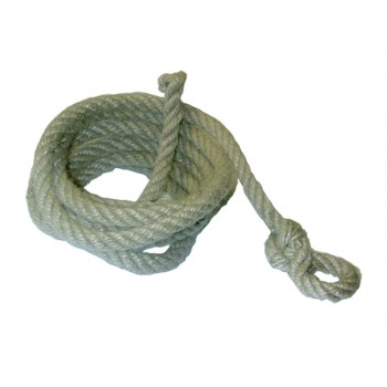 COLOR LINE Sisal greens with loop - Ø 10 mm x 3 m Twines and ropes - Masonry and tiling