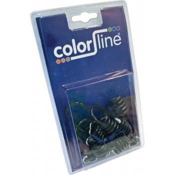 SOLID CR 5390 Elastic hooks 6 pcs Ropes