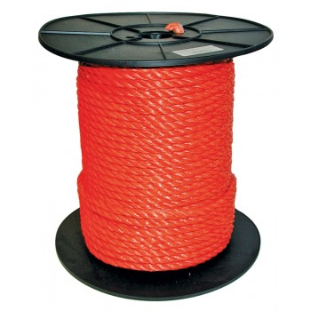 Color Line CR 661617 Polypropylene PP Twisted rope Ropes