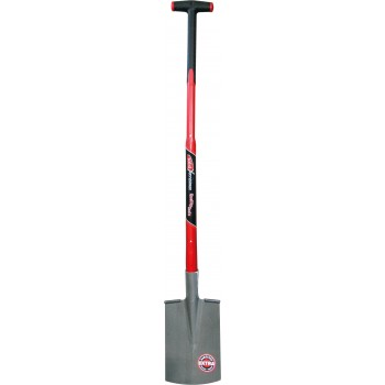 "SOLID Spade double rim - Model """"Brabant"""" - with T-glass fibre handle TYPE """"F5500""""."" Home"