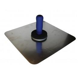 PINGUINPalette de plâtrier - 330 x 330 mm ERGO-SOFT - alu\nSpatules, couteaux de Peintres