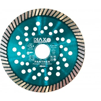 PRODIAXO PANTHER Disk diamond 125 x 22,2 mm Diamond Discs