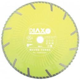 PRODIAXO WAVED TURBO diamond wheel - 230 x 22.2 mm - Pro Construction Home