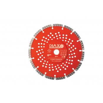 PRODIAXO PERFORMER Disk diamond 230 X 22,2 mm 230 mm