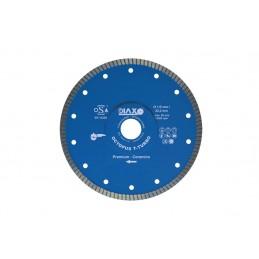 PRODIAXO Diamond Disc OCTOPUS T TURBO - 200 x 25.4 mm - Premium Ceramics Home