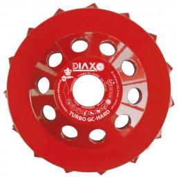PRODIAXO TURBO GC-HARD - 125 x 22,2 mm - Premium Construction125 mm