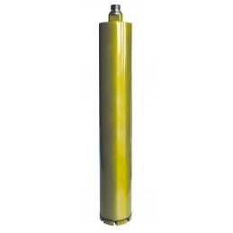 """PRODIAXO Couronne à eau avec segments soudés au laser 56 mm / L 400 mm - R1/2"""" - CD-W720L 400mm 1 1/4"""