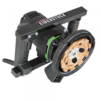 EIBENSTOCK Concrete sander with speed control EBS 125.4 RO - 125 mm - 1500 W Home