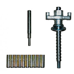 EIBENSTOCK Concrete / stone fixing set M12 - Ø15mm\n Accessories for drilling technology