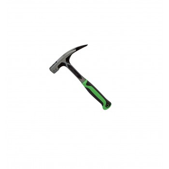FREUND Carpenter's hammer 1 point with éluant, forged monobloc handle in bi-material Hammers