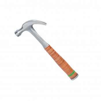 FREUND Hammer 900 gr, forged monobloc leather handle Hammers