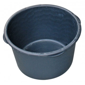 SOLID Cuvelle mortar - PE 60 L - black Mortar, cement, silicones