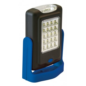 Praxis Lampe torche DUO LED - 20 + 3Lampes-torche
