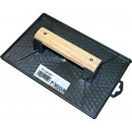 PINGUIN Taloche en polystyrène choc noir 410 x 280mm, rectangulairePlâtoirs et taloches