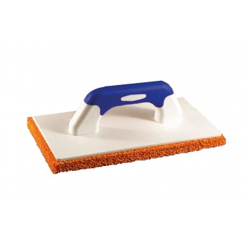 PINGUIN SOFT-GRIP Plasterer 280 x 140 x 17 mm with orange sponge rubber sole\n Plasterboards and sanding boards