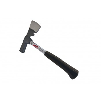 SOLID Slatted axe steel pipe handle - 600 gr. Home
