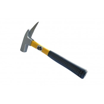 SOLID Carpenter's hammer 600 gr, 1 point with élant and fiber handle\n Hammers