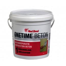 """RED DEVILPâte de rénovation béton 1 L """"ONETIME BETON""""\nMastics, silicones et colles"""