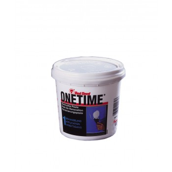 RED DEVIL Renovation paste 1 L ONETIME\n Adhesives and silicones