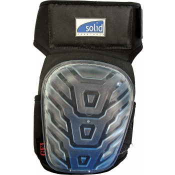 SOLID Knee protectors PRO with GEL and protective shell\n Kneepads